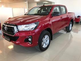 Toyota Hilux Srv 4x2 2.8 M/t
