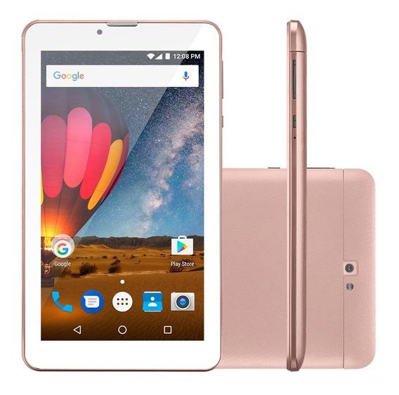 Tablet Multilaser M7 Plus 3g Nb271 Tela 7.0