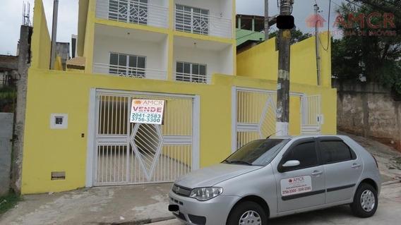 Sobrado Residencial À Venda, Cidade Antônio Estevão De Carvalho, São Paulo. - So0057