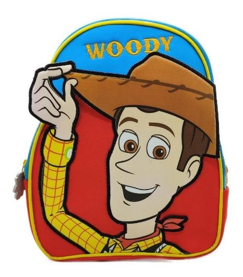Mochila Espalda 12p Wab Toy Story Woody Buzz Forky Rex Edu