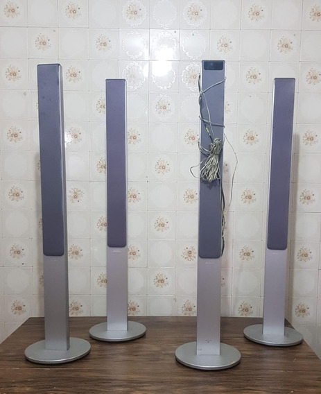 Pedestal (caixa) Home Theater Sony Dav-sr4w Usada Ref: Nt318