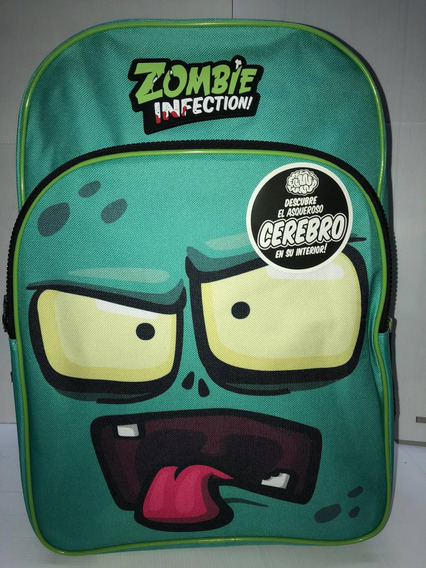Mochila 16espalda Zombies Infection Faydi Duendesyprincesas