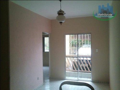 Apartamento À Venda, 50 M² Por R$ 120.000,00 - Mikail Ii - Guarulhos/sp - Ap0991