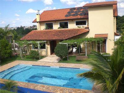 Casa Residencial À Venda, Residencial Euroville, Granja Viana - Ca2751. - Ca2751