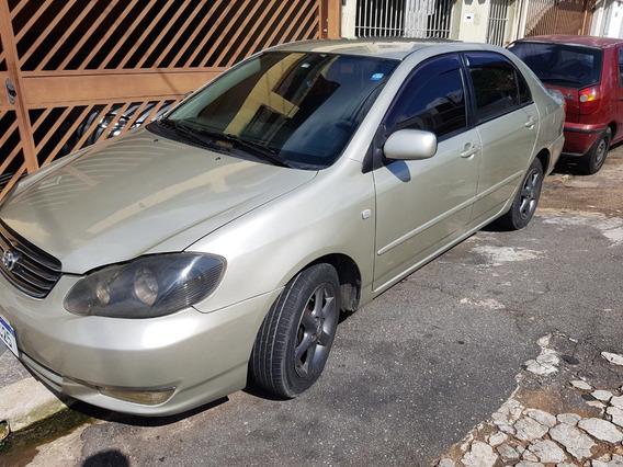Corola 2003 Gasolina Automatico