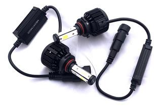Kit Focos Led Carbon 4 Caras 55w Canbus H7 H10/9005 H11 9006