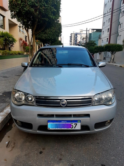 Fiat Palio Weekend 2007 1.8 Hlx 30 Anos Flex 5p