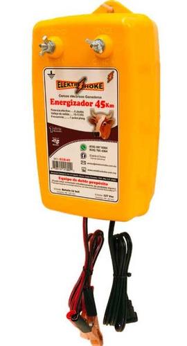 Imagen 1 de 3 de Electrificador Energizador Cerco Elect Ganado 45km 110 Y 12v