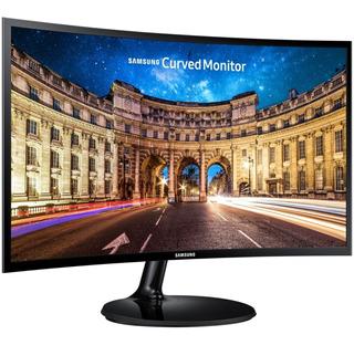 Monitor Curvo Samsung 24 Pulgadas F390 Full Hd 1ms Freesync