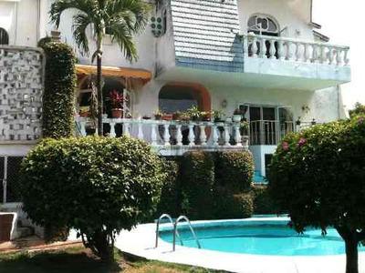 Casa Sola En Vista Hermosa / Cuernavaca - Tbr-381-cs