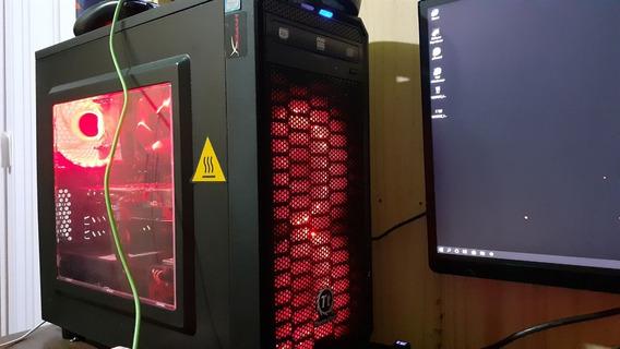 Cpu Gamer Gtx 1070, I5, 16gb Ddr4 + Teclado, Mouse E Headset