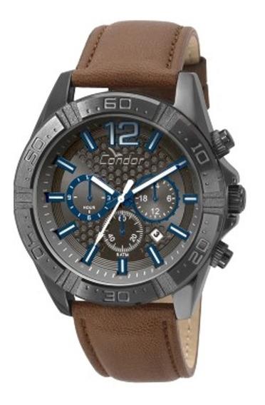 Relógio Masculino Condor Civic Covd33as 2p Marrom