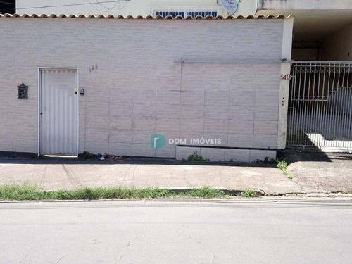 Imagem 1 de 13 de Casa À Venda, 91 M² Por R$ 220.000,00 - São Pedro - Juiz De Fora/mg - Ca0421