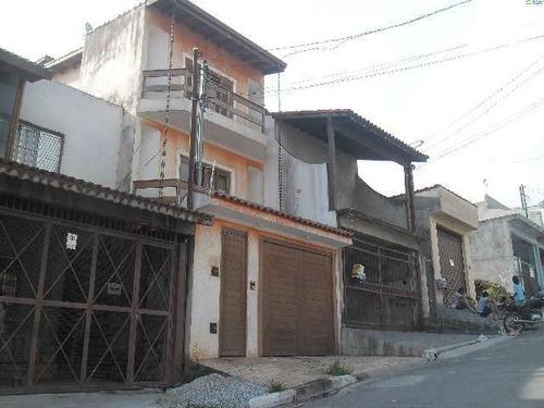 Imagem 1 de 18 de Venda Sobrado 3 Dormitórios Jardim Adriana Guarulhos R$ 550.000,00 - 24015v