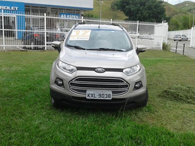 Ford Ecosport Ecospor 2017 Bege Flex