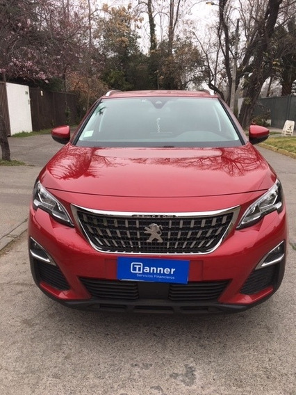 2019 Peugeot 3008 1.6 Thp 165 Auto Active Pack