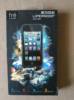 Case/ Capinha Lifeproof Para iPhone 5/5s