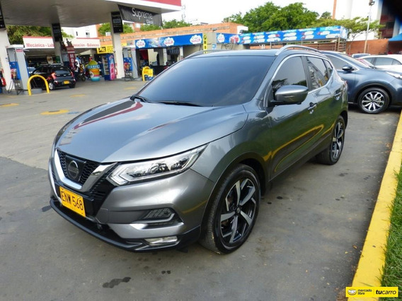 Nissan Qashqai Exclusive At 2000cc 4x4