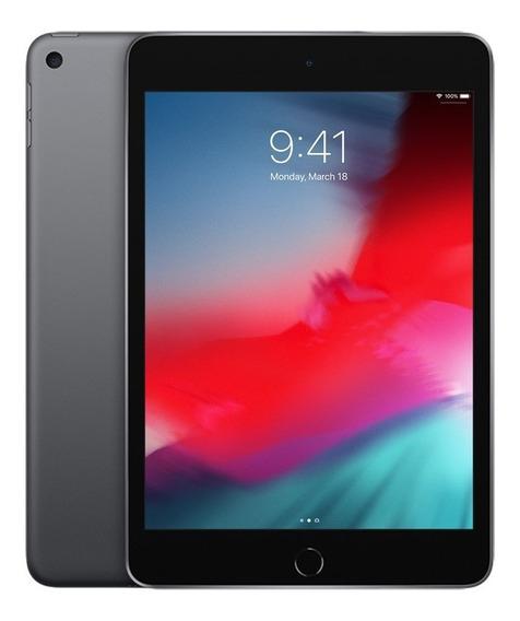 Apple iPad Mini 5 64gb Wi-fi Cinza Espacial Nf-e Gar. 1 Ano