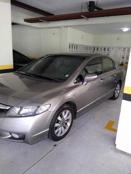 Honda Civic 1.8 Automático Lxl/se 2011