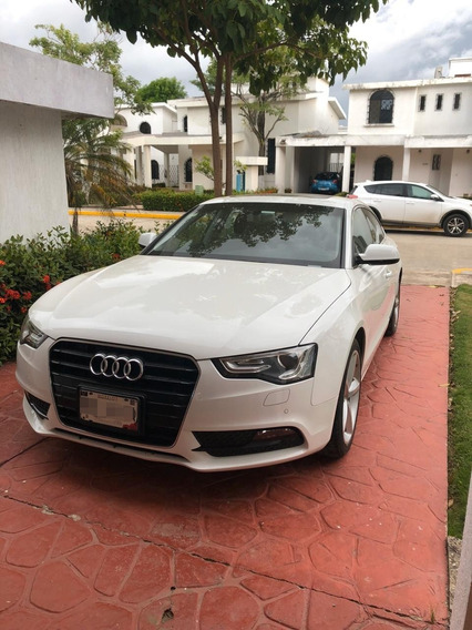 Audi A5 1.8 Spb Luxury Turbo Multitronic Cvt 2013