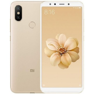 Smartphone Xiaomi Mi A2 4gb/64gb Lte Dual Sim 5,99 Câm.20mp