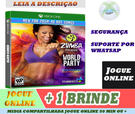 Zumba Fitness World Party Midia Digital Offline