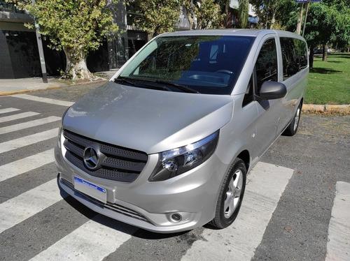 Imagen 1 de 15 de Mercedes Benz Vito Tourer 121 7+1 2019 Gpdevoto