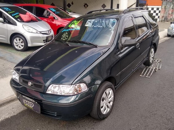Fiat Palio Weekend Ex 1.8 8v 2004 - Completo (menos Ar)