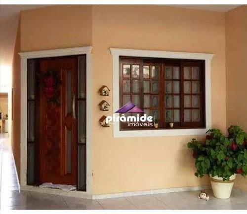 Casa Com 3 Dormitórios À Venda, 127 M² Por R$ 440.000,00 - Bosque Dos Eucaliptos - São José Dos Campos/sp - Ca3872