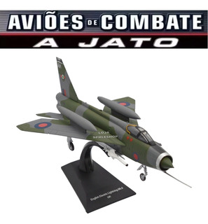 Aviao Combate Jato English Electric Lightning Mk.6 Uk 1/72
