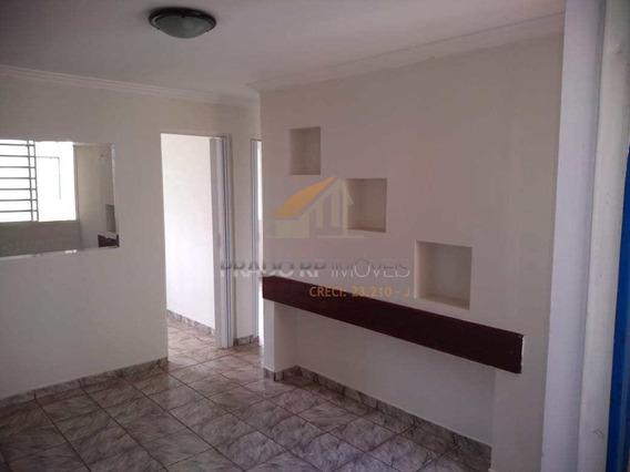 Apartamento Com 2 Dorms, Jardim João Rossi, Ribeirão Preto - R$ 95 Mil, Cod: 56268 - V56268