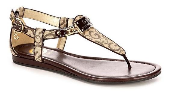 Guarache Sandalia Zapato By Guess Mujer