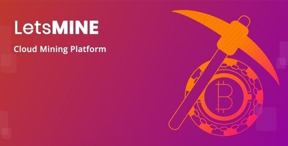 Letsmine - Plataforma De Mineração Em Nuvem Multicoin