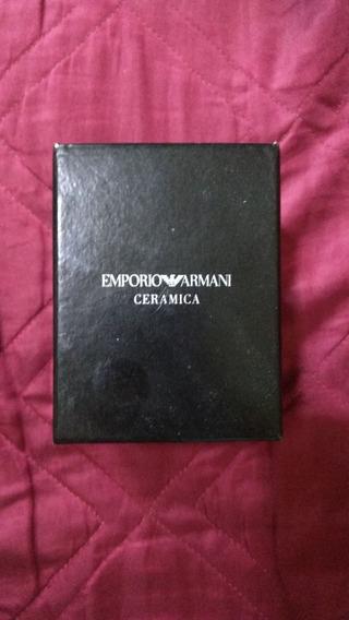Relógio Empório Armani Ceramica Ar1400