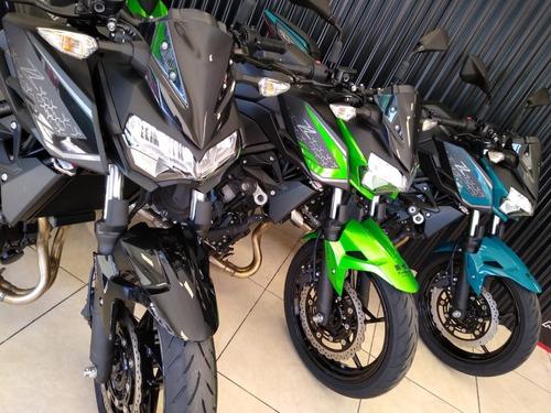 Kawasaki Z400 * Stock Inmediato 27/1/21 * Dolar Exclusivo *