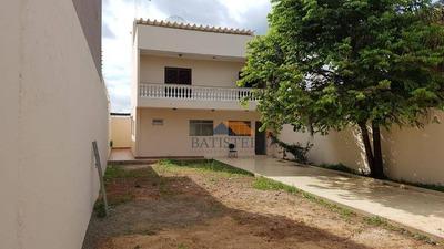 Casa Com 3 Dormitórios Para Alugar Por R$ 1.700/mês - Parque Egisto Ragazzo - Limeira/sp - Ca0659