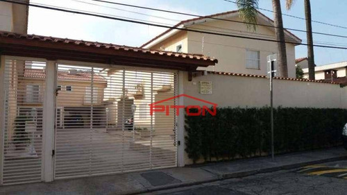 Imagem 1 de 21 de Sobrado Com 3 Dormitórios À Venda, 95 M² Por R$ 600.000,00 - Anália Franco - São Paulo/sp - So2285