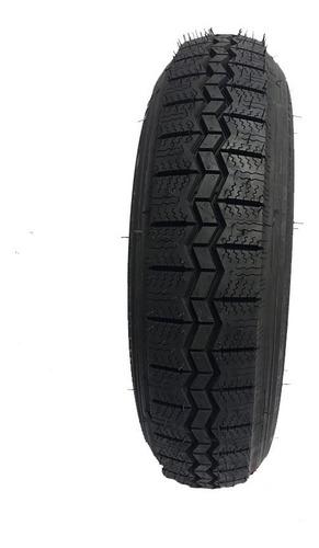 Kit X4 Neumaticos Michelin 125 R400 X Tl Citroen 2cv Clasico