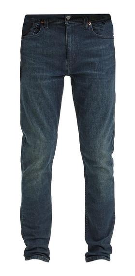 Jeans Hombre 512 Slim Taper Tiro Corto Original