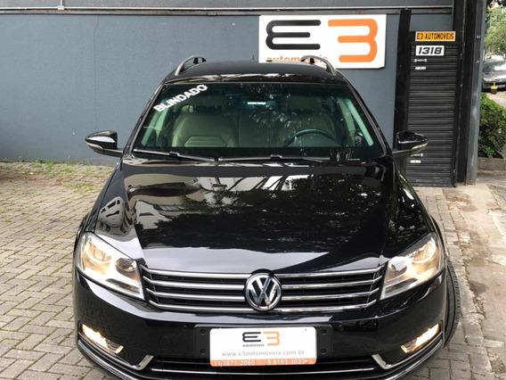 Volkswagen Passat Variant 2.0 Tsi 2014 Blindada