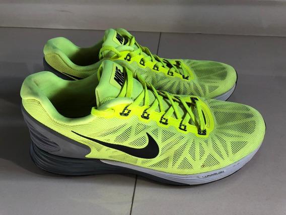Tênis Nike Lunarglide 6 Usado