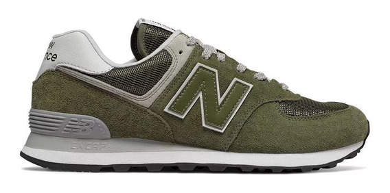 Zapatillas New Balance Ml574 Hombre N10195053 On