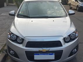 Chevrolet Sonic 2016 1.6 Lt Con Camara De Retroceso