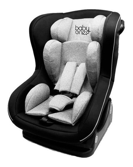 Baby One Butaca Way Black Lb-363b