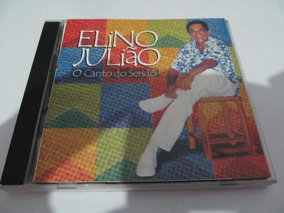 Cd Elino Julião - O Canto Do Seridó - Raridade