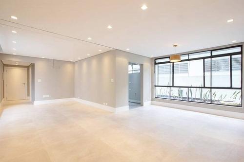 Imagem 1 de 15 de Apartamento À Venda Ou Locação No Jd Paulista Com 3 Quartos, 1 Vaga E 178m² - Ap31022