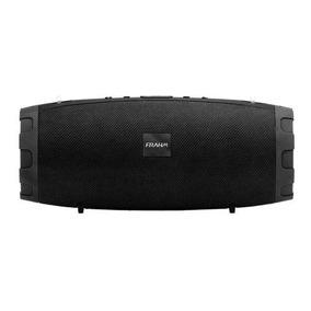 Caixa De Som 50w Soundbox Two Com Bateria Frahm Preta Preta