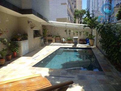 Casa De Condomínio Com 4 Dorms, Aparecida, Santos - R$ 3 Mi, Cod: 4680 - V4680