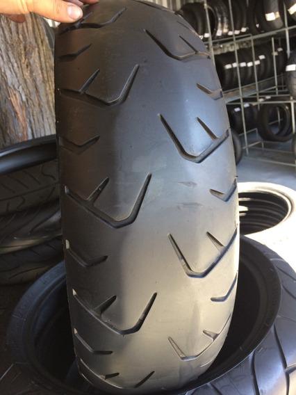 Pneu 180/60/16 Bridgestone Exadra G704 Usado Bom Custom Hd